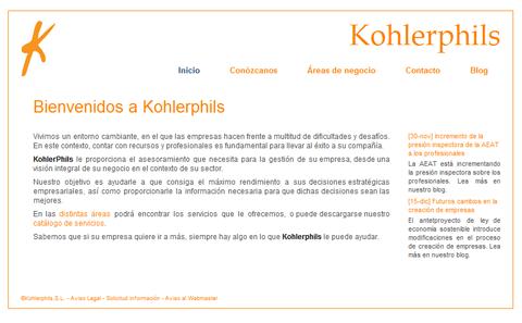 Kohlerphils